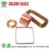 Enamelled copper wire air core coil air induction inductor coil for electronic products