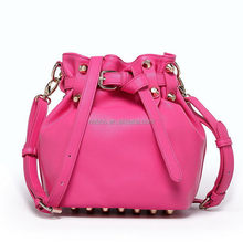 High quality exported long strap shoulder leather bags