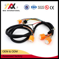 Automotive H1 H4 H7 Headlight Wiring Harness