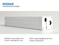 Smart Home Sysrem Electric Drapery Motor, smart home blinds motor, window curtain motor