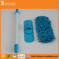China Wholesale Cleaning Microfiber Adjustable Mop Handle
