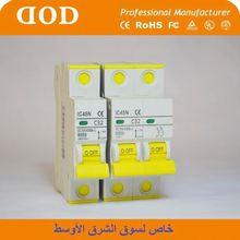 CE 1000V Miniature Circuit Breaker inner dz47 6A~ 63A