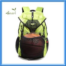 Ball Bag, Softball, Basketball, Volleyball Backpacks Bag Light Green