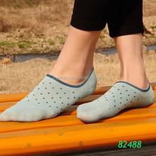2015 new product best quality custom women sheer socks invisible socks men