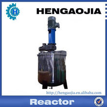 carbon steel glass lined reactor with CE stamp
