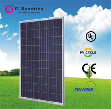 Reliable performance solar panel 1 watt