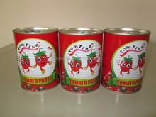 Fabricant gros première qualité pâte de tomate en conserve, Sauce tomate, Tomate ketchup marques