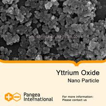 Yttrium Oxide Y2O3 - Yttria , Nano particle CAS No.: 1314-36-9 Rare Earth High purity