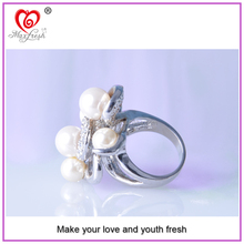 wholesale 2015 wedding engagement nail ring unique design nail ring jewelry