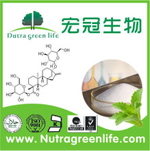Natural high purity sweetener Pure stevia extract,Organic Stevia Powder,Stevia Extract 98% Stevioside