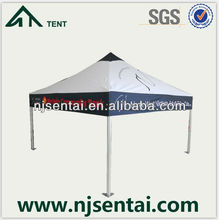 china manufactures table outdoor exhibition tent with 50mm hex