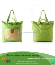 Recycle Folding Top Fashion Travel Bags Grocery Shopping Tote 7 Color