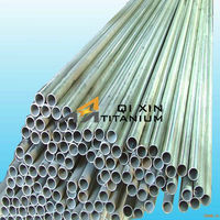 ASTM B861 Titanium Exhaust Tube For Industry