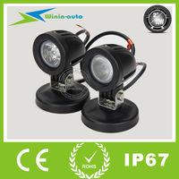 LED work light 10W CRE E ATV moto LED flood headlamp WI2101