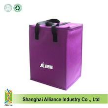 80g Non Woven With Aluminium Insulated Thermal Bag Fit & Fresh Cool Lunch Ice Packs