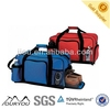 600D Polyester Weekend Travel Duffel Bag with Shoe Storage Pocket