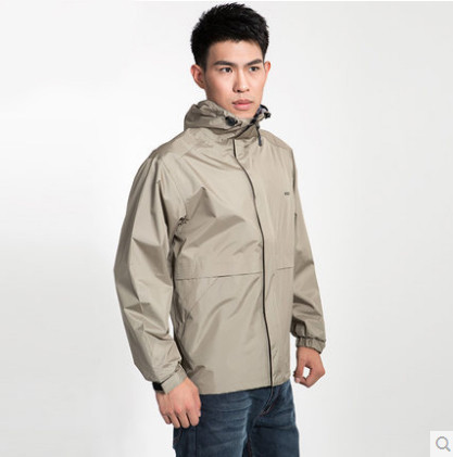 Korean Raincoat Jacket 8