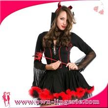 fashion wholesales halloween carnival costumes devil