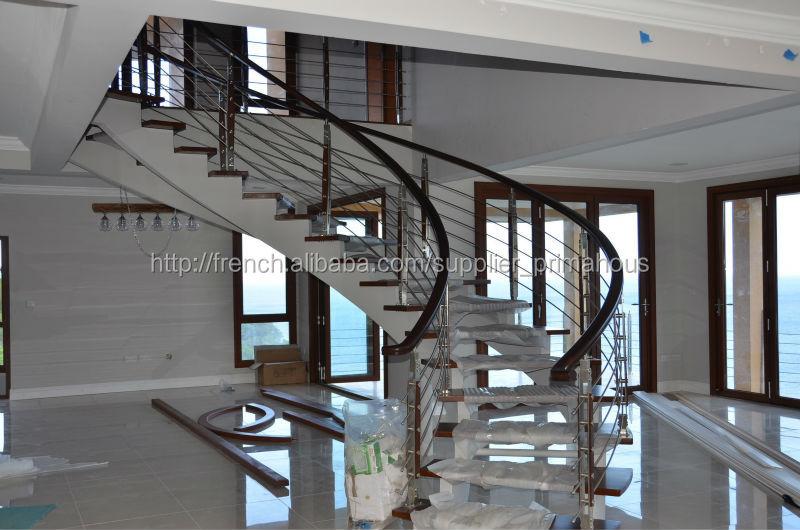 Modern Steel Wood Staircase Steel Beam Stairs Buy Steel
