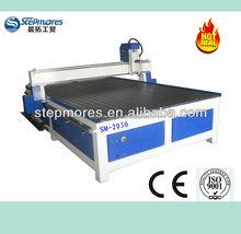square orbit and easy servo motor high quality 2030 cnc wood lathe machine
