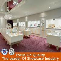 custom retail store fixtures design for jewelry