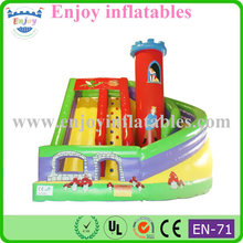 playground house games toys pump outdoor Pool with Water Slide Child's Outdoor Fun Sports inflatable bouncer trampoline castle