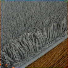 Charmful Handmade And Modern Grey Carpet