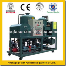 Water removal 98% high yield vegetable oil refinery plant