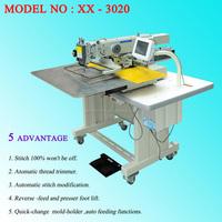 multifunction sewing machine of MODEL NO.XX -3020 industry swing machine
