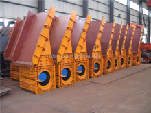 Vibrating feeder mining machine for coal mine