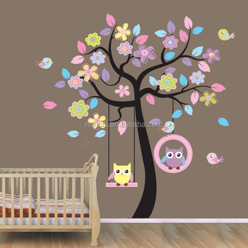Dibujos Para Habitacion De Bebe. Finest Murales De Rboles Para Las ...