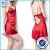 Yihao factory 2015 new designs Fashion sexy nighty women pajamas dress picture design