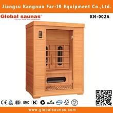 2 people steam shower sauna combos infrared sauna room KN-002A