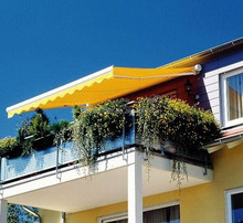 acrylic fiber Detachable Outdoor awning fabric