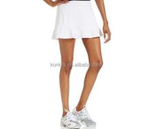 Ruffle-Hem Tennis Skort