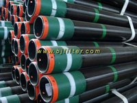 API Casing Pipe For Oil and Water Well/stainless steel well casing pipe