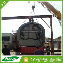 Used Tyre Recycling Equipment To Fuel Oil For Sale