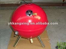 Mini home use ceramic grill charcoal bbq grill