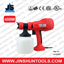 JS Economic type furnitures using spray gun 400W with good quality reputation