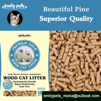 Hot Sale Clean Up Products Natural Yellow Pine Wood Pellet for Pet