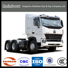HOWO 4*2 high quality tractor truck for sale