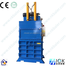 Competitive price & high quality products Hard Plastic baling press