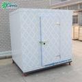 Carne de congeladores industriales, el procesamiento de yogur cámaras frigoríficas kit, sala fría función de piezas