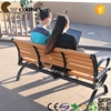 COOWIN Factory Supplier Outdoor Furniture for Garden wooden bench