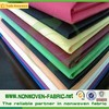 Nonwoven bag fabric manufacturing