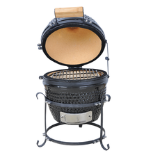 Outdoor Cooking BBQ Smoke Grill Firepit Clay