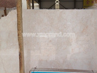 Golden butterfly marble slabs for top dining table and marble candle jars