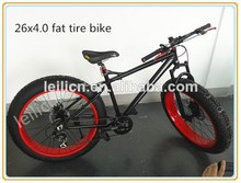 2015 good quality fat tyre bikes snow bike 4.0 big tyre bicycle