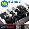 high quality DC/AC 12V 35W/55W xenon hid kit with hid xenon bulb H1/H7,H4,9004/9007,9005/9006 hid projector lens kit