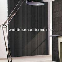 Natural decorative non-woven wallpaper for hotel,house,bar,ect.